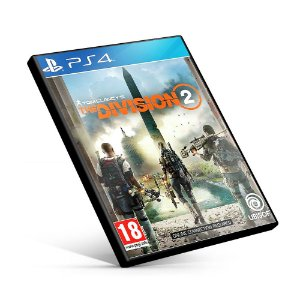 The Division 2 - PS4 Mídia Digital