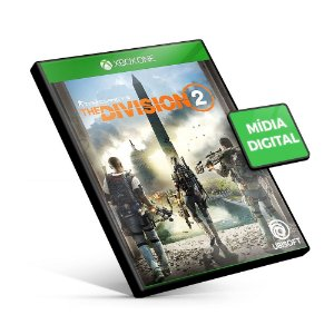 The Division 2 - Xbox One - Mídia Digital