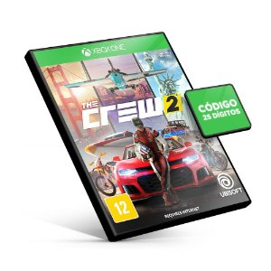 The Crew 2  - Xbox One - Código 25 Dígitos