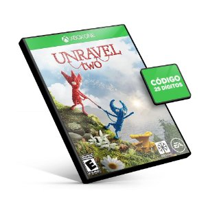 Unravel 2 - XBOX ONE Código 25 Digitos