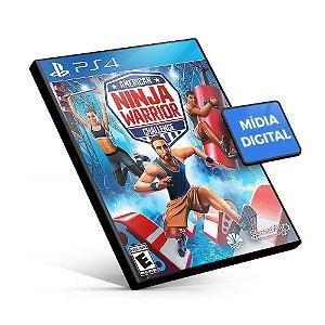 American Ninja Warrior Challenge - PS4 Mídia Digital