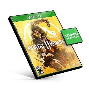 Mortal Kombat 11 - Xbox One Código 25 Dígitos