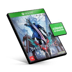 Devil May Cry 5 Xbox One Código 25 Dígitos