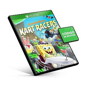 Nickelodeon: Kart Racers Xbox One Código 25 Dígitos