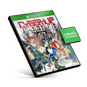 ACA NEOGEO CYBER-LIP Xbox One Código 25 Dígitos