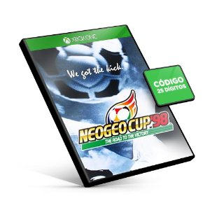 ACA NEOGEO NEO GEO CUP '98: THE ROAD TO THE VICTORY Xbox One Código 25 Dígitos