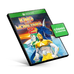 ACA NEOGEO KING OF THE MONSTERS 2 Xbox One Código 25 Digitos