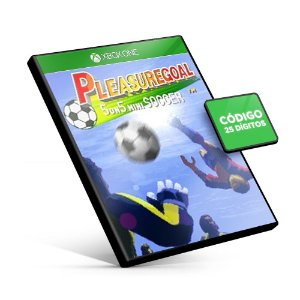 ACA NEOGEO PLEASURE GOAL: 5 ON 5 MINI SOCCER  Xbox One Código 25 Dígitos