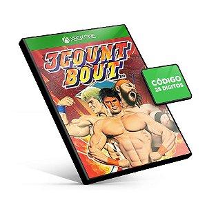 ACA NEOGEO 3 COUNT BOUT Xbox One Código 25 Dígitos