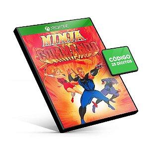 ACA NEOGEO NINJA COMMANDO Xbox One Código 25 Dígitos
