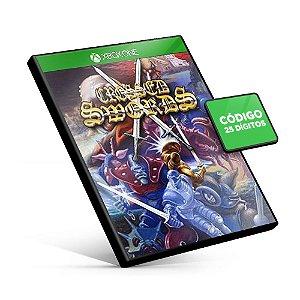 ACA NEOGEO CROSSED SWORDS Xbox One Código 25 Dígitos