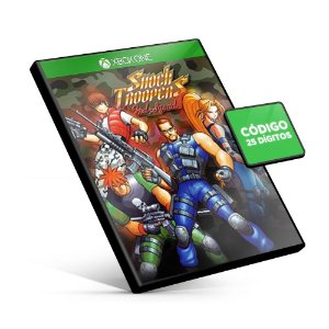 ACA NEOGEO SHOCK TROOPERS 2nd Squad Xbox One Código 25 Dígitos