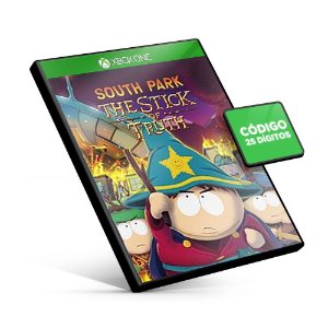South Park: The Stick of Truth Xbox One Código 25 Dígitos