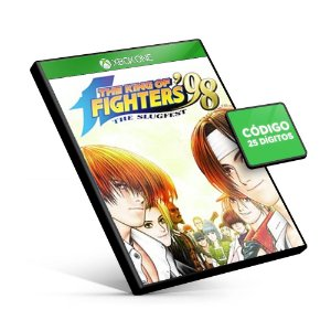 ACA NEOGEO THE KING OF FIGHTERS '98 Xbox One Código 25 Dígitos