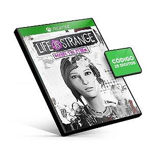 Life is Strange: Before the Storm Xbox One Código 25 Dígitos