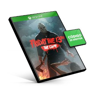 Friday the 13th: The Game Xbox One Código 25 Dígitos