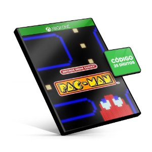 ARCADE GAME SERIES PAC-MAN Xbox One Código 25 Dígitos