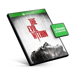 The Evil Within Xbox One Código 25 Dígitos