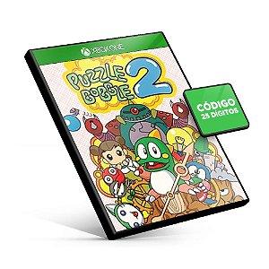 ACA NEOGEO PUZZLE BOBBLE 2 Xbox One Código 25 Dígitos