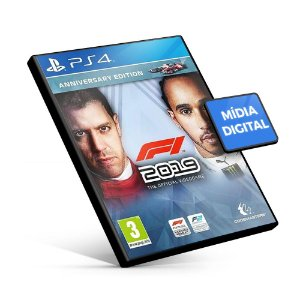 F1 2019 - PS4 Mídia Digital