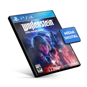 Wolfenstein Youngblood - PS4 Mídia Digital