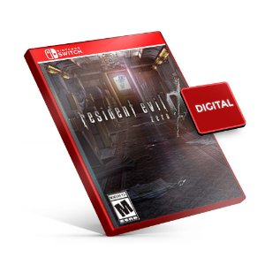 Resident Evil 0 - Nintendo Switch Mídia Digital