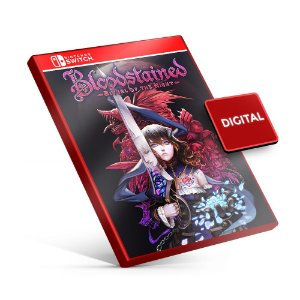 Bloodstained Ritual of the Night  - Nintendo Switch Mídia Digital