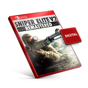 Sniper Elite V2 Remastered - Nintendo Switch Mídia Digital