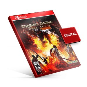 Dragon's Dogma: Dark Arisen - Nintendo Switch Mídia Digital