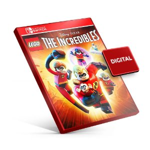 LEGO The Incredibles - Nintendo Switch Mídia Digital