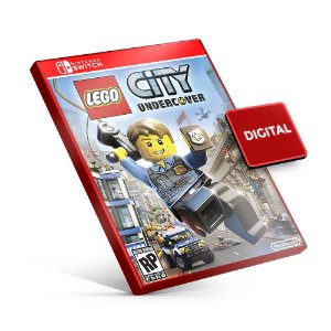 LEGO CITY Undercover - Nintendo Switch Mídia Digital