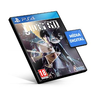 Judgment - PS4 Mídia Digital