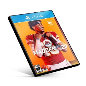 Madden NFL 20 - PS4 Mídia Digital