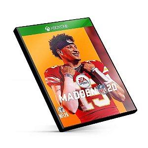 Madden NFL 20: Standard Edition Xbox One Código 25 Dígitos