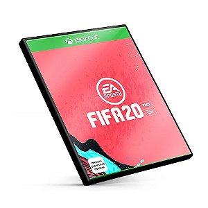 FIFA 20 - Xbox One Código 25 Dígitos