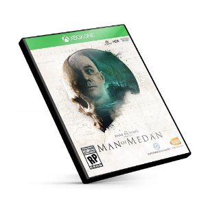 The Dark Pictures Anthology: Man of Medan - Xbox One Código 25 Dígitos