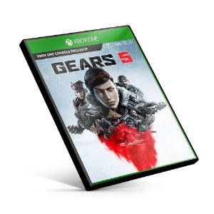 Gears 5 - Xbox One Código 25 Dígitos