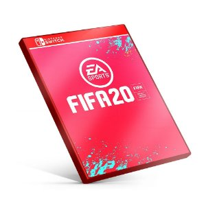 FIFA 20 - Nintendo Switch Mídia Digital