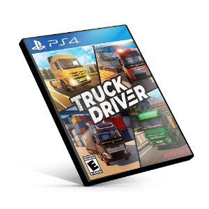 Truck Driver - PS4 Mídia Digital
