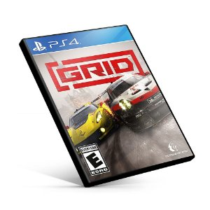 GRID Launch Edition - PS4 Mídia Digital