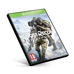TOM CLANCY'S GHOST RECON BREAKPOINT Xbox One Código 25 Dígitos