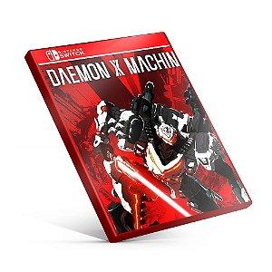DAEMON X MACHINA - Nintendo Switch Mídia Digital