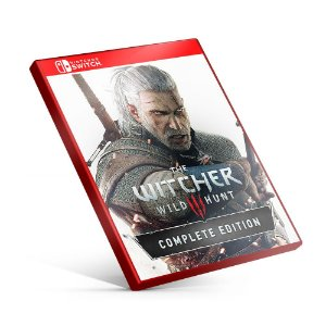 The Witcher 3: Wild Hunt Complete Edition - Nintendo Switch Mídia Digital