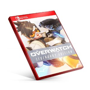 Overwatch®: Legendary Edition - Nintendo Switch Mídia Digital