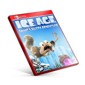 Ice Age Scrat's Nutty Adventure! - Nintendo Switch Mídia Digital