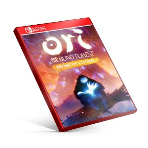 Ori and the Blind Forest: Definitive Edition - Nintendo Switch Mídia Digital