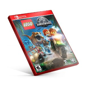 LEGO Jurassic World - Nintendo Switch Mídia Digital