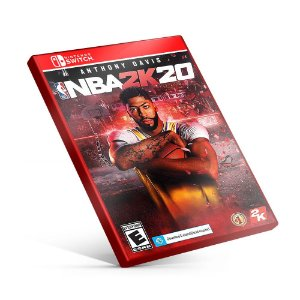 NBA 2K20 - Nintendo Switch Mídia Digital