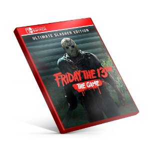 Friday the 13th: The Game Ultimate Slasher Edition - Nintendo Switch Mídia Digital