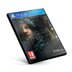 Death Stranding - PS4 Mídia Digital